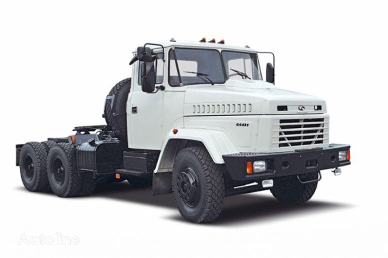 KRAZ 64431 tractora