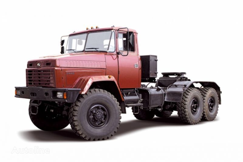 KRAZ 6446 tip 2 tractora