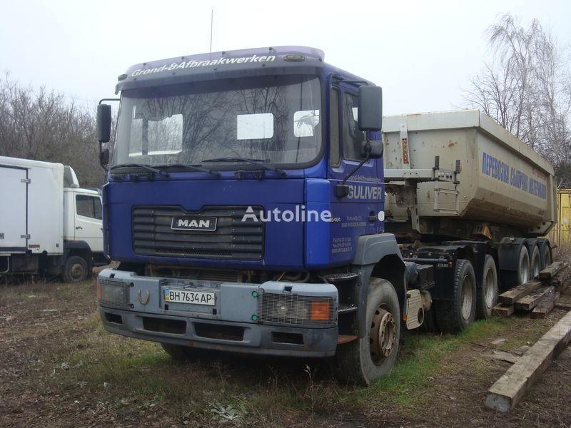 MAN 26.464 tractora