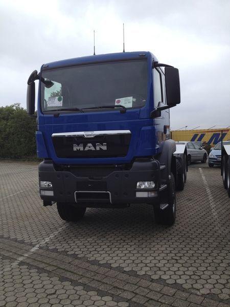 MAN TGS 33.480, 6x6, EUR 3 tractora nueva