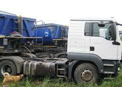 MAN SAMOSVALNAYa SISTEMA HYVA ( Gidravlika na tyagach ) tractora