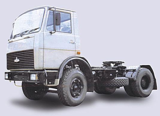 MAZ 5433 tractora nueva