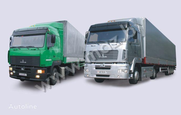 MAZ 5440 (A8, A9, 19, E9) tractora nueva