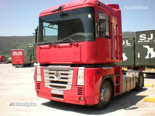 RENAULT MAGNUM 460 tractora