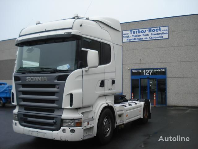 SCANIA R 500 highline tractora