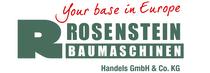 Rosenstein Baumaschinen GmbH