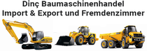 Dinç Baumaschinenhandel Import & Export und Fremdenzimmer