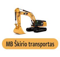 MB Škirio transportas
