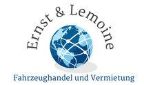 Ernst & Lemoine Fahrzeughandel und Vermietung