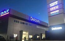 Zona comercial DELCOM S.R.L