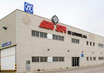 Zona comercial Autosur de Levante S.A.
