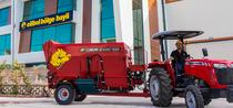 Zona comercial AGRO TİGER / ELİBOL