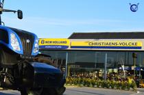 Zona comercial Christiaens-Volcke BVBA