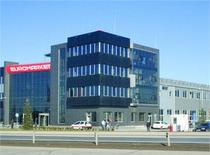 Zona comercial Euromarket Construction