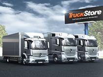 Zona comercial TruckStore Piacenza