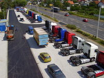 Zona comercial Tre-Car Truck Kft