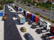 Zona comercial MAXX TRUCK HUNGARY Kft.