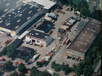 Zona comercial BBG Baumaschinenbesitzges. mbH