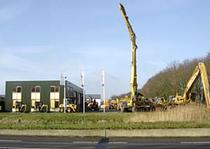 Zona comercial J&T Equipment BV