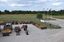 Zona comercial Trimen Tractors Ltd