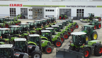 Zona comercial   CLAAS Vertriebsgesellschaft mbH  FIRST CLAAS USED Center
