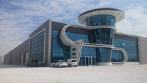 Zona comercial SİNAN TANKER TREYLER