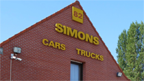 Zona comercial Simons Cars