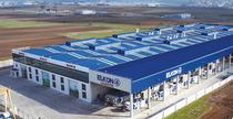 Zona comercial ELKON Concrete Batching Plants