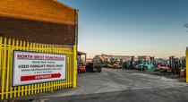Zona comercial North West Fork Trucks Ltd
