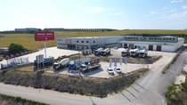 Zona comercial Hansa Iberica Concrete Machines S.L.