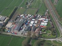 Zona comercial Van der Heiden Trucks b.v.