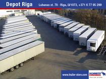 Zona comercial Schmitz Cargobull Latvija SIA
