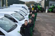 Zona comercial Rea Valley Tractors Ltd