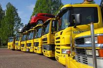 Zona comercial Berging & Autotransport Hooikammer