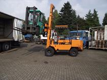 Zona comercial Herovit GmbH