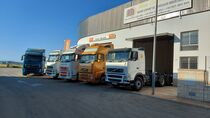 Zona comercial Abou Zid Trucks SL