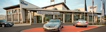 Zona comercial Stefan Ebert GmbH - Autorisierter Mercedes-Benz Servicepartner