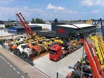 Zona comercial M.O. Baumaschinen & Nutzfahrzeughandel GmbH & CO.