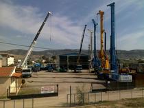 Zona comercial KON. TRIANTAFILLAKIS & Co E.E. SPECIAL FOUNDATION ENGINEERING