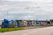 Zona comercial MAN Odense