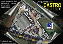 Zona comercial Desguaces Castro, S.L.