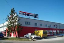 Zona comercial BeneTrucks Sp.zo.o.