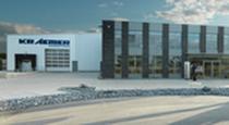 Zona comercial Kraemer Baumaschinen company