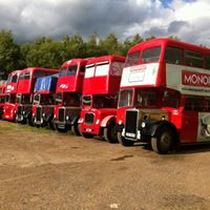Zona comercial The London Bus Export Company