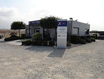 Zona comercial EXIM MAQUINARIA