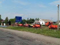 Zona comercial Agro Dvir