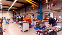 Zona comercial Hamofa Industrial Engines