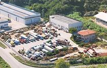 Zona comercial C. & S. COMMERCIO & SERVIZI S.R.L.