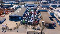 Zona comercial Europe Trucks b.v.