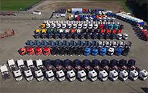 Zona comercial Scania Truck Center Benelux | Scania Nederland BV